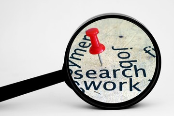 Search for work