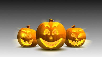 Halloween pumpkins fun