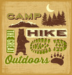 Outdoor Hiking Recreation collage - 67764389