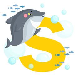 N For Shark