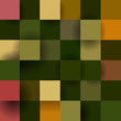 Colorful squares background pattern design