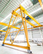 Gantry crane in factory - 67765396