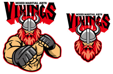 MMA fighter viking