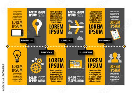 Business Concept Icons elements