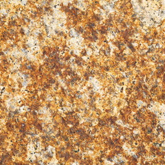 close - up brown granite texture or background