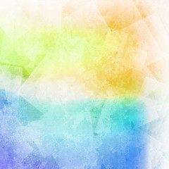 Light defocused colorful background