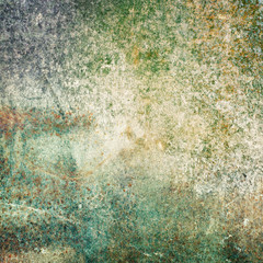colorful rusty metal background