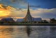 Fototapeta świątynia - Wat - Miejsce Kultu
