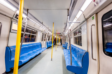 The Metro interior