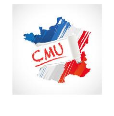 CMU en france