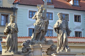 Cristo, San Cosma e Damiano2