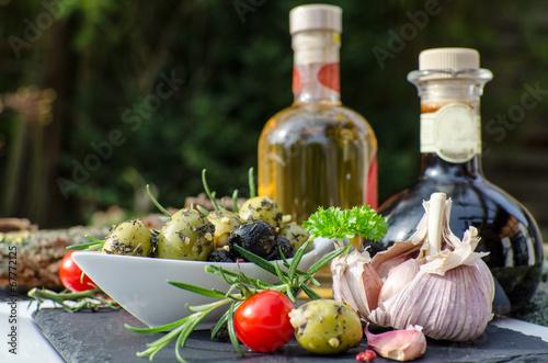 Leichte Italienische Sommerküche : Gamesageddon italienische antipasti : lizenzfreie fotos