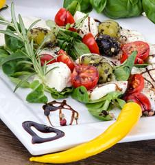 Sommer-Genuss: Rustikale, italienische Küche