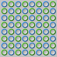 Circle Background Pattern