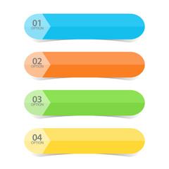 Web Color Tabs