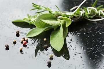 bouquet garni - mazzetto aromatico