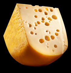 Emmental cheese head quater.