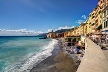 Camogli, Liguria, Italia, Europa