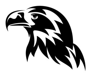 stellers's eagle head design