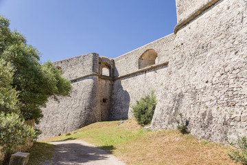 Antibes, France. Fort Carre (1565) - 13