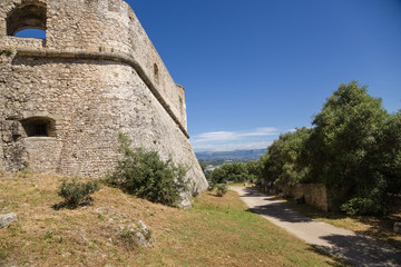 Antibes, France. Fort Carre (1565) - 15