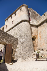 Antibes, France. Fort Carre (1565) - 17