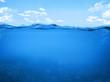 Leinwandbild Motiv underwater