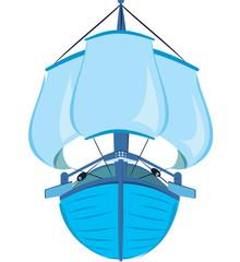Парус ship