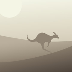 Run kangaroo