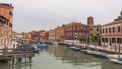 Murano, Altstadt, Insel, Venedig, Glashandel, Frühling,  Italien