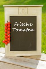 Tomatenzeit - Frische Tomaten