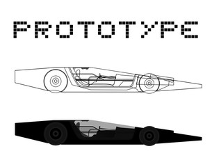 Prototype car
