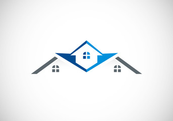 home realty construction logo