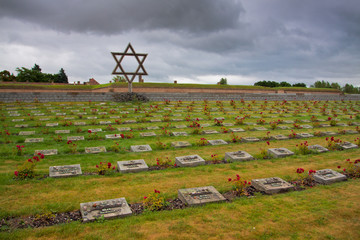 Terezin - Memorial of holocaust in Terezin