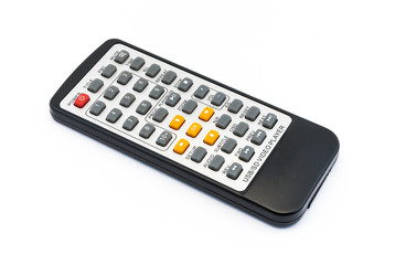 Infrared Remote Control for Video Player