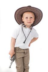 jeune cow-boy