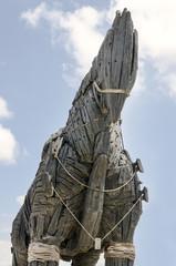 Trojan Horse, Canakkale, Turkey
