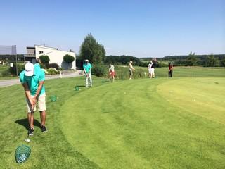 Golfkurs Schnupperkurs Golf