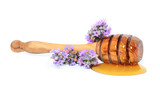 Fototapety miel de lavande