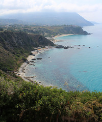 Mediterranean Sea, South Italy