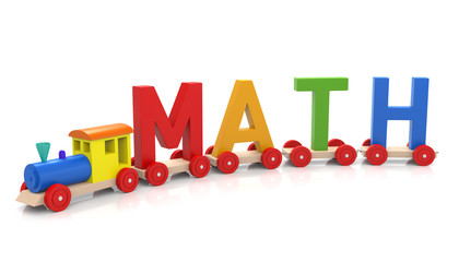 Toy Train & Mathematics