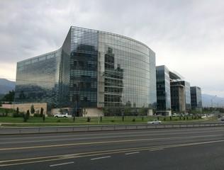 Almaty Financial District, Kazakhstan