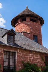 Maison médiévale Collonges-la-Rouge
