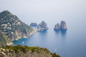 Faraglioni di Capri
