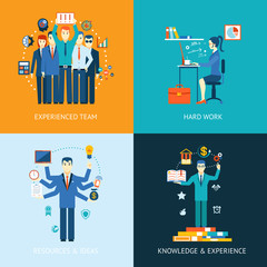 Teamwork and human resources