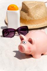 Sparen für den nächtsen Urlaub