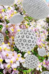 Pollen - 3d Render