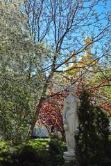 Holy statue, Kyiv Pechersk Lavra