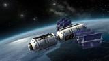 Satellite surveying Earth - 67795503
