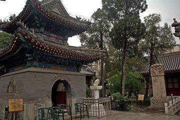 Niujie Mosque, Beijing, China